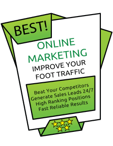 Marketing for your business online.