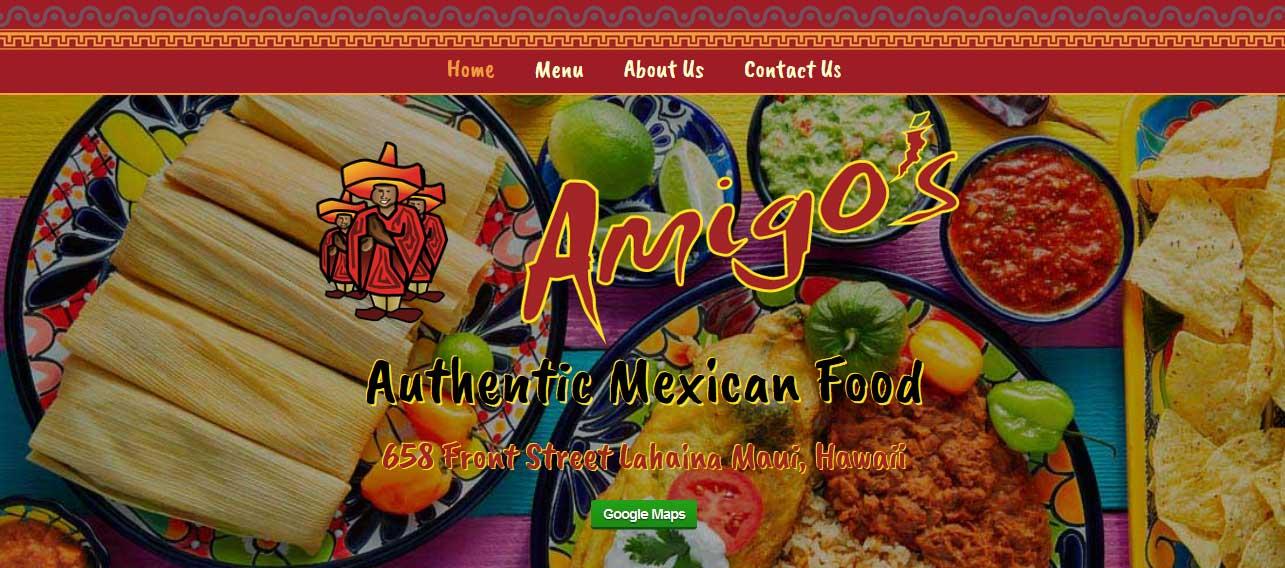Amigo's Authentic Mexican Food
