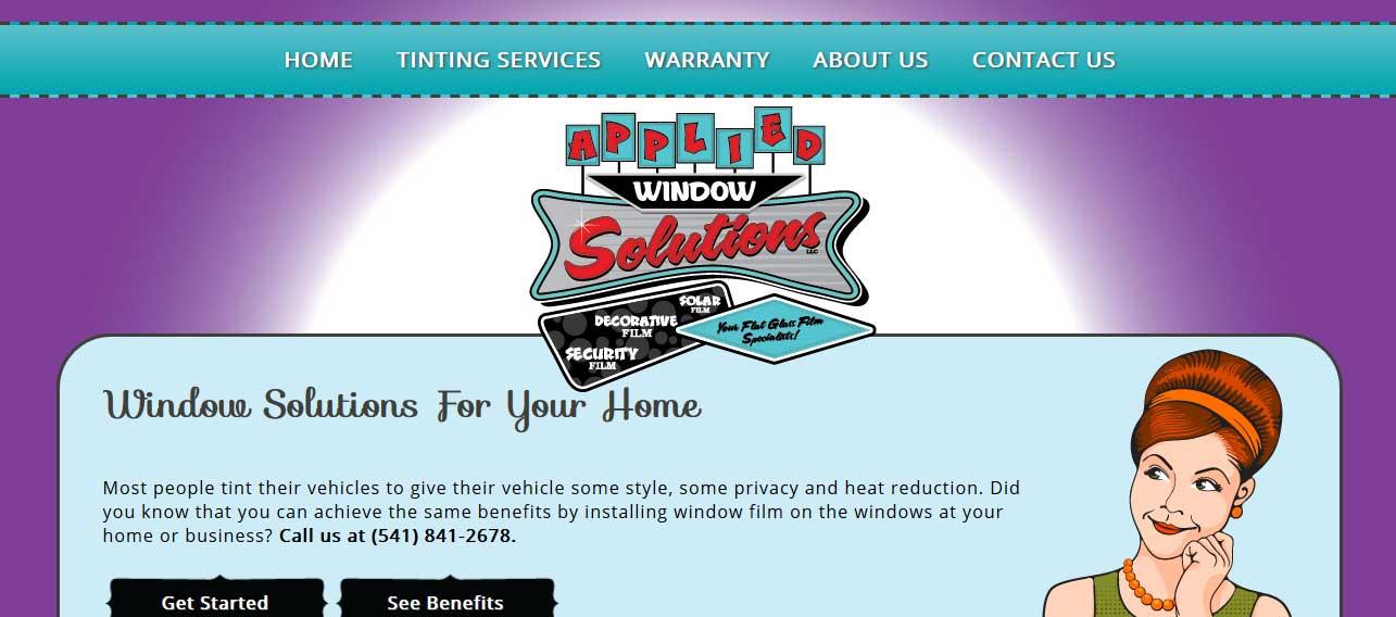 Applied Window Solutions